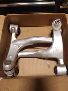 M class rear upper control arms with ball joints