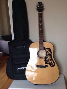 Sawtooth Acoustic guitar