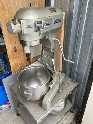 Hobart A200 Commercial Mixer 20 Qt Used Waccessories