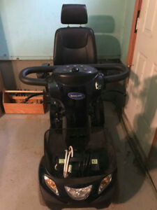 Invacare Pegasus Electric Scooter (4 wheel)