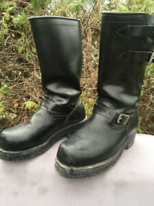 AUTHENTIC DAYTON ENGINEER'S BOOTS