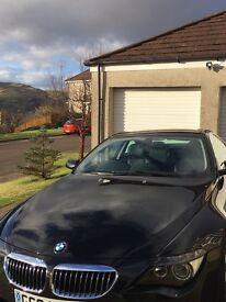 Superb BMW 645i only 38000 miles