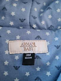 Designer Baby Boy Jacket