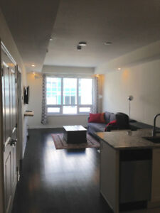 Bright, fully furnished single-bedroom apartment May 1-August 31