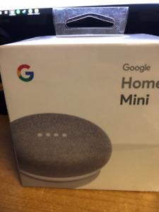 Google Home Mini (White) - Still Sealed in box