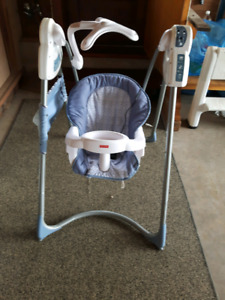 Swing chair for baby