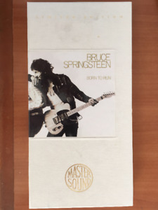 BRUCE SPRINGSTEEN BORN TO RUN CD LIMITED EDITION