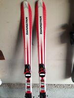 Dynastar 130 skis for aale