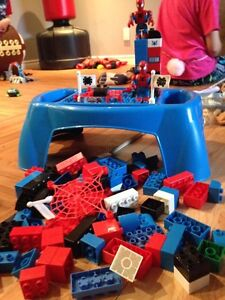 Mega blocks, 3 sets