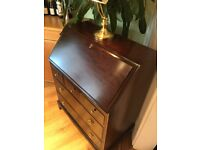 Stag minstrel bureau / writing desk