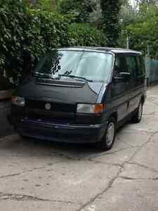 1994 Volkswagen EuroVan Familiale