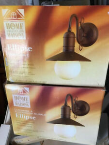 New - ellipse outdoor downlights