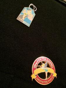 Chip & Dale Tinkerbell Disney Rare Retired Ltd Ed Pins Oakville / Halton Region Toronto (GTA) image 6