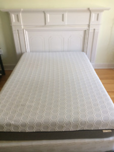 Memory foam mattress (double)