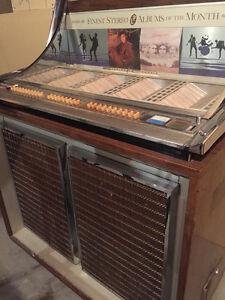 Early 60's Seeburg Jukebox