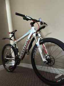Mint condition Cannondale SL2 med frame +extras