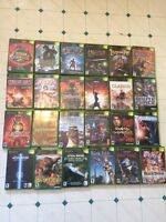 Lots of X Box games!