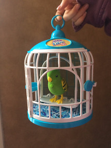 Little Live Pets Bird & Cage