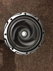 Brand new Kenwood 10 inch subwoofer - 800 watts