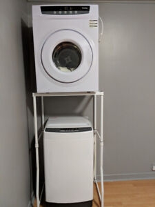 Danby Apartment Sized Washing Machine and Dryer