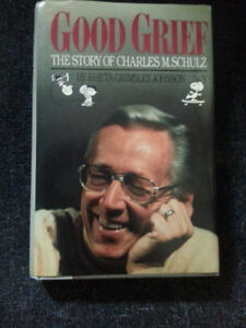 Good Grief   The Story of Charles M. Schultz