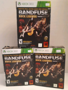 Ensemble Band fuse : Rock Legends