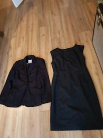 Gorgeous Lady's Gown & Blazer