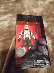 Star Wars Black Series: Hovertank Pilot 6' Inch UNOPENED