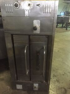 Bakers pride pizza oven, single deck, natural gas