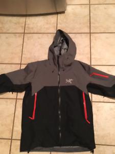 Arcteryx GoreTex Rush Jacket