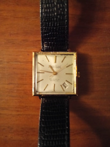 Rare Crystal Watch Automatic