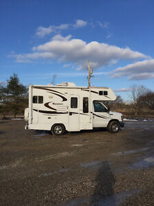 Small Class C 19 ft rk RV for sale