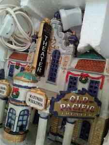 Vintage Christmas Village - Sold Individually or as collection! Stratford Kitchener Area image 1