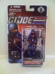 G.I. Joe Pursuit of Cobra Cobra Trooper (The Enemy)