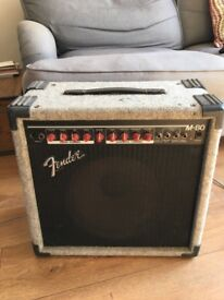 Fender M-80 300w amp LOUD
