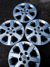 """16"""" Vauxhall Astra/Saab, Corsa VXR, alloy wheels (407)"""