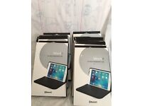 7no Wantit iPad Mini Bluetooth Keyboard cover/cases. New in packaging £10each