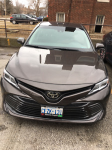 2018 Toyota Camry LE FWD  ( 2000 $ cash incentive)