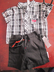 NEW CALVIN KLEIN 24 MONTH OUTFIT+ EXTRAS