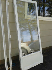 Glass Door Exterior