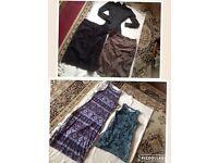 Bundles ladies clothes 5 items size: 8 used £8