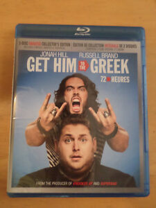 Get Him to the Greek Blu-Ray 2 Disc Set