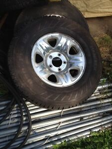 """Ford 16 """" rims 100$"""