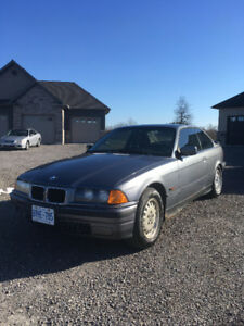 1995 BMW 318is coupe (E36)