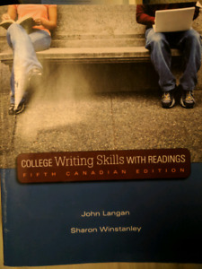 College Writing Skills with readings (negotiable)