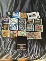 NINTENDO 3DS LOT WOW!!!!