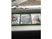 3 Xbox games cheap