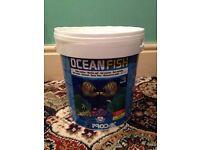 CHEAP OCEAN FISH Marine salt 8kg