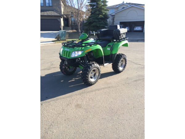 Used 2007 Arctic Cat 4x4
