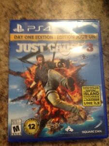 Just cause 3 - Mint